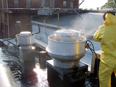 kitchen exhaust systems cleaning | americlean